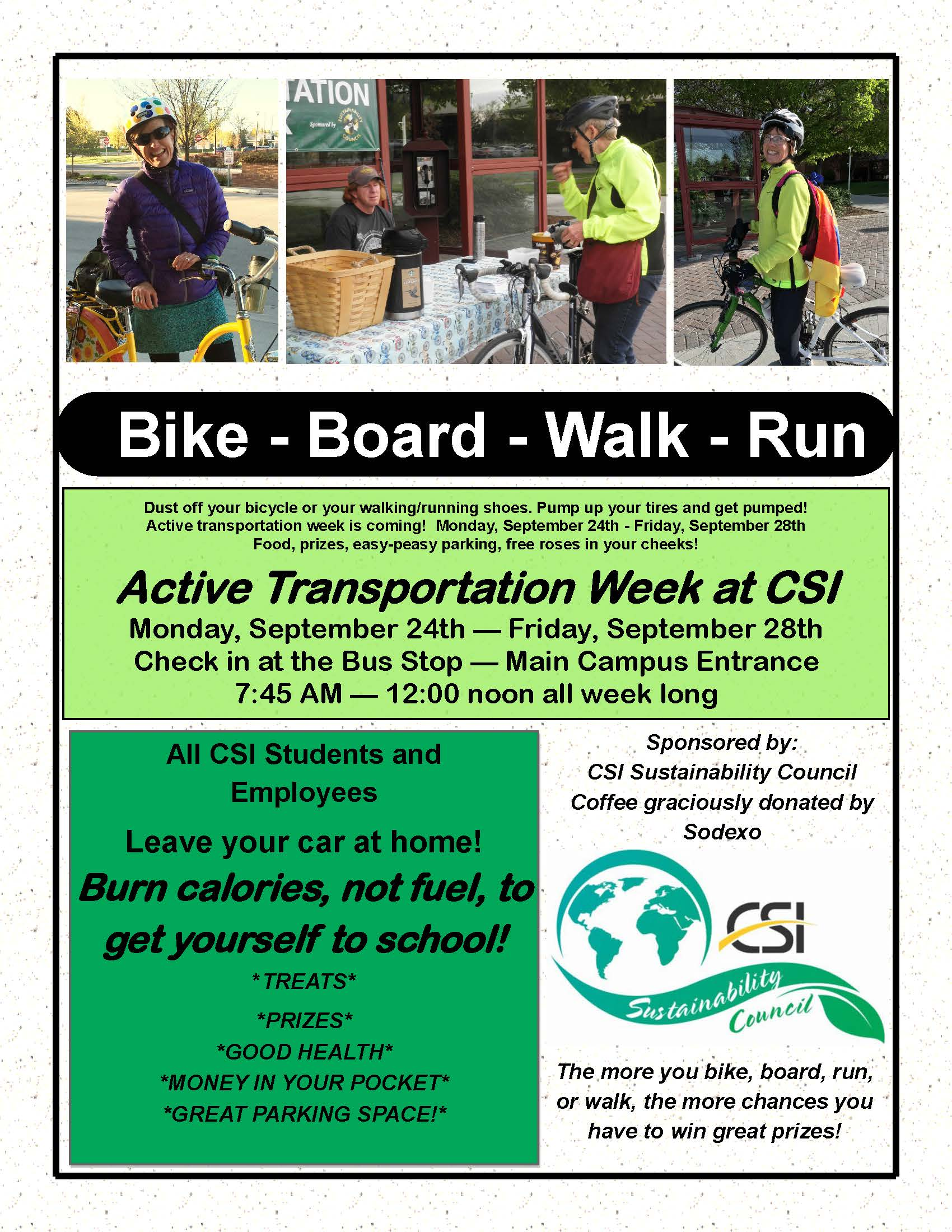 Active Transportation Week
